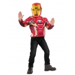 Imagine Iron Man Deluxe Costume One Size