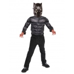 Imagine Black Panther Deluxe Costume One Size