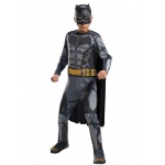 Justice League Boys Tactical Batman Costume S: Small, Dress Up