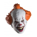 Rubie's Costumes Pennywise 3/4 Adult Mask One-Size