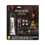 Rubie's Costumes Pennywise Clown Make-Up Kit - Adult One-Size