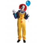 Pennywise Deluxe Costume XS: X-Small, Dress Up