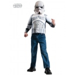 Imagine Boys Storm Trooper Muscle Chest Shirt Set Small