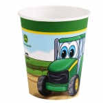 BuySeasons Johnny Tractor 9 oz. Cups