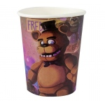 Five Nights at Freddy's 9oz Paper Cups (24): Birthday