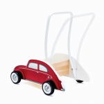 Hape Toys Beetle Walker: Red, 10M+