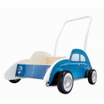 Hape Toys Beetle Walker: Blue, 10M+