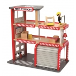 Hape Toys Fire Station: 3Y+