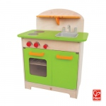 Hape Toys Gourmet Kitchen: Green, 3Y+