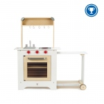 Hape Toys Cook 'n Serve Kitchen : 3Y+