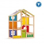 Hape Toys All Season House: Unfurnished, 3Y+
