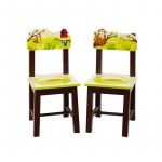 Guidecraft Jungle Party Extra Chairs Set