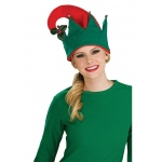 Rubie's Costumes Adult Elf Hat With Mistletoe