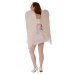 "Rubie's Costumes 37"" White Wings"