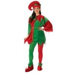 Rubie's Costumes Adult Elf Costume Set with Shoes Standard