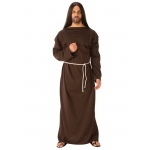 Rubie's Costumes Adult Brown Biblical Robe Standard
