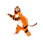 Costume Evolution Bcozy Tiger Adult Costume ONE SIZE