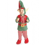 Rubie's Costumes Christmas Elf Infant/toddler TODD