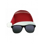 Forum Novelties Santa Hat Sunglasses
