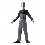 Imagine The Inquisitor Action Jumpsuit & Mask Blister Set Child One Size One-Size