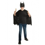 Imagine Batman Mask, Cape & Batarangs Accessory Set- Child One Size One-Size