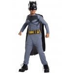 Imagine Batman Action Jumpsuit, Cape & Mask Blister Set Child One Size One-Size