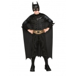 Imagine Batman Action Jumpsuit, Cape & Mask Costume Box Set One-Size