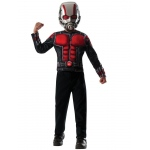 Imagine Ant-Man Deluxe Muscle Chest Shirt Box Set Child One Size One-Size