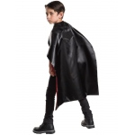 Imagine Batman Superman 2-1 Reversible Cape Child One Size One-Size