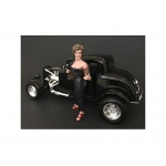 50's Style Figure II for 1:18 Scale Models by American Diorama