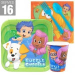 BuySeasons Bubble Guppies Snack Pack For 16