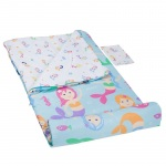 Wildkin Wildkin Olive Kids Mermaids Microfiber Sleeping Bag w/ Pillowcase