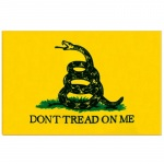 Wildkin Wildkin Don't Tread on Me 39x59 in. Rug