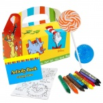BuySeasons Dr. Seuss Favorites Deluxe Filled Favor Boxes (8)