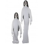 Sunstar Industries 5' Lifesize Animated Creepy Girl