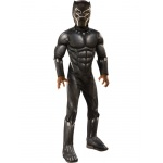 Marvel: Black Panther Movie Boys Deluxe Boys Costume - Small