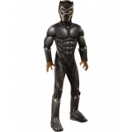 Marvel: Black Panther Movie Boys Deluxe Boys Costume - Medium