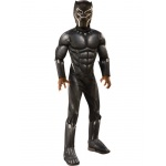 Marvel: Black Panther Movie Boys Deluxe Boys Costume - Large