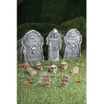 Forum Novelties 12pc Cemetery Kit