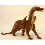 Hansa® Toys Ride-On Great Dragon: 45''
