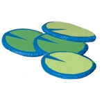 The Children's Factory Lily Pad Sit Upons: Set of 4