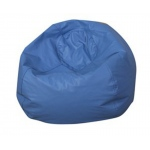 The Children's Factory Blue Bean Bag: 35""
