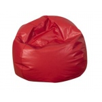 The Children's Factory Red Bean Bag: 35""