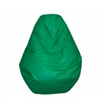 The Children's Factory Tear Drop Bean Bag: Green