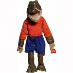 "Sunny Toys 28"" Gator puppet"