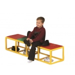 The Children's Factory 4 Sections Dressing Bench