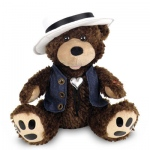 Grizz Lee Bear with Hat and Vest