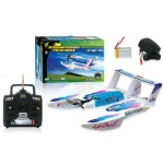 "26"" RTF HydroGlider 4CH RC 3-in-1 Boat Plane Vehicle HydroFoam"