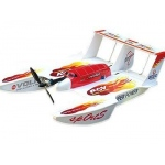 "26"" RTF HydroGlider 4CH RC 3-in-1 Boat Plane Vehicle HydroFoam: Red"