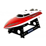 "1:14 Scale15"" RC Speed Boat Red"